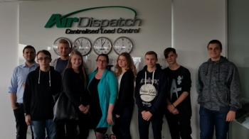 Spotkanie w siedzibie firmy Air Dispatch CLC_3