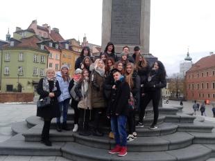 Wyjście do Centrum Informacji Turystycznej w Warszawie_1