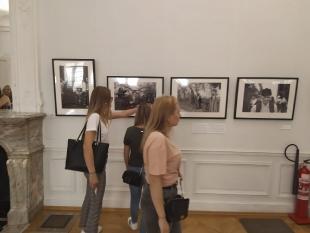 Czwartkowe popołudnie spędziłyśmy w National Art Gallery w Sofii, zwiedzając bułgarskie dzieła sztuki od epoki średniowiecza po współczesne dzieła.