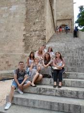 Zwiedzamy muzea Walencji